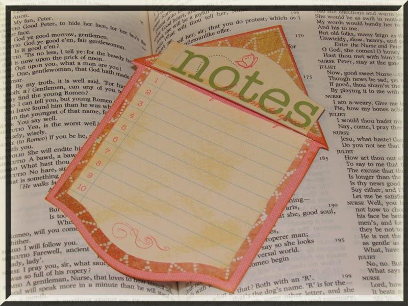 http://blog.uniquelygrace.com/2011/08/mark-your-spot.html