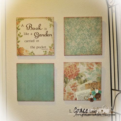 Welcome Back For An Extremely Easy Project That Is Sure To Spruce Up Any  Room. It Can Be Made As Simple As You Want Or You May Embellish It With  Stunning ...