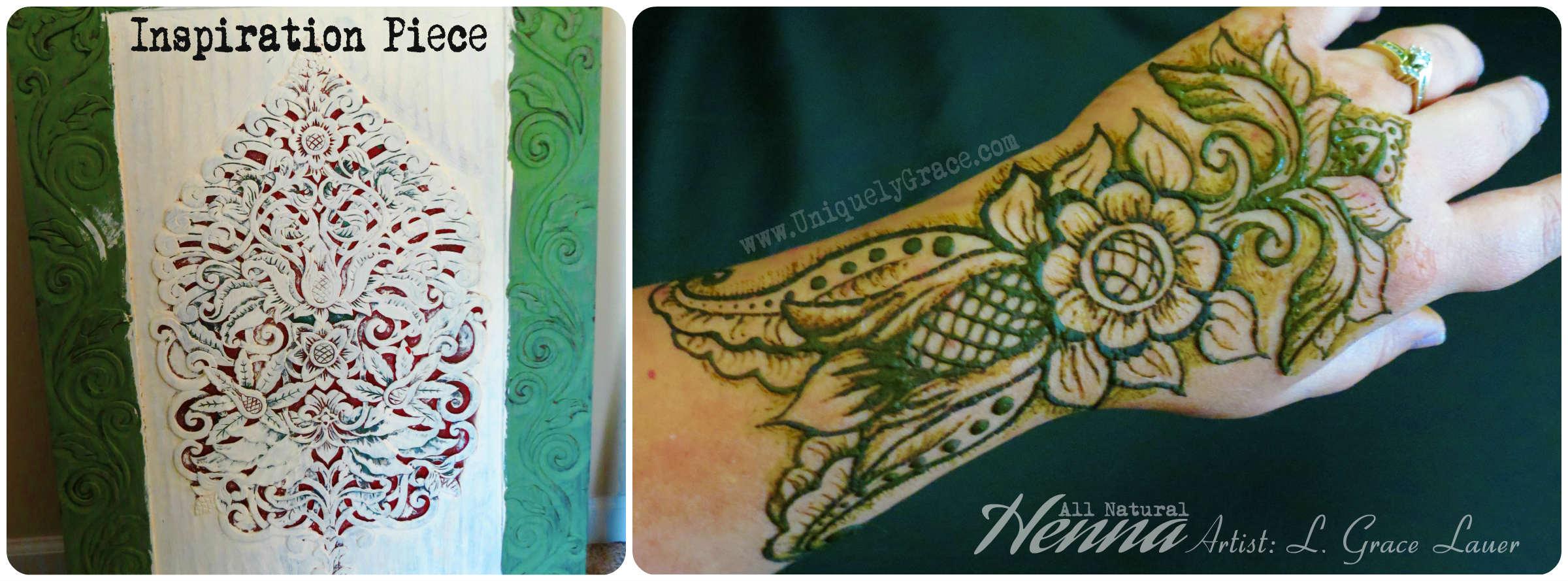 Henna Body Art Uniquely Grace Designs