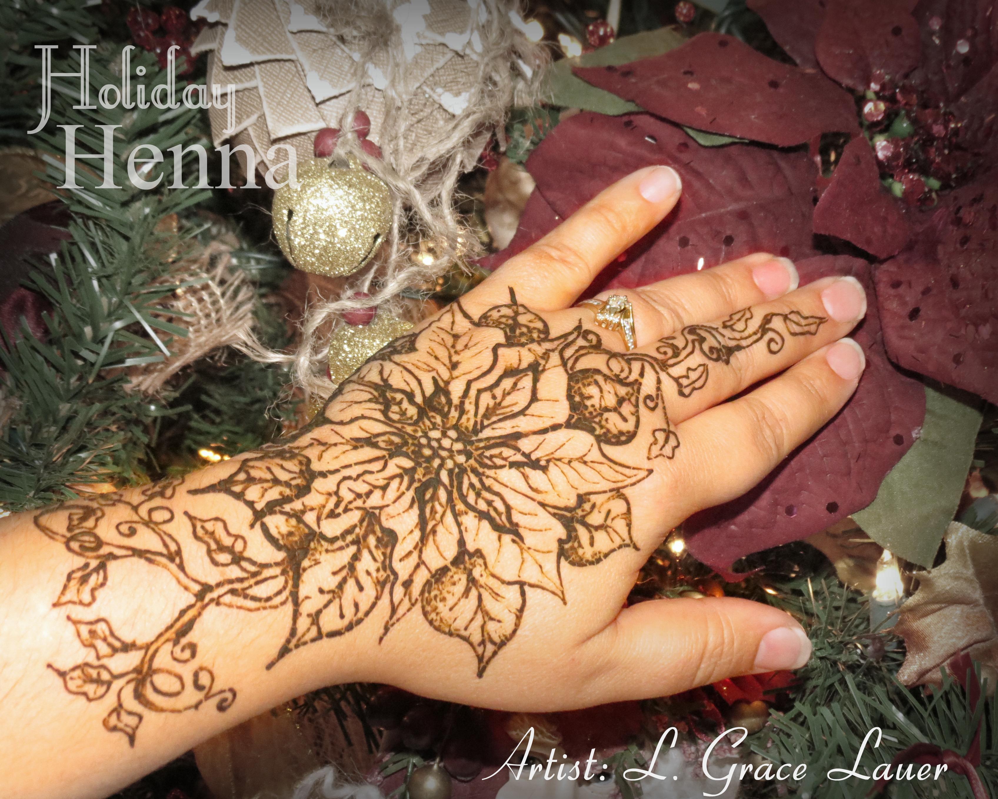 Mehndi Body Art Quality Henna : Henna body art uniquely grace designs
