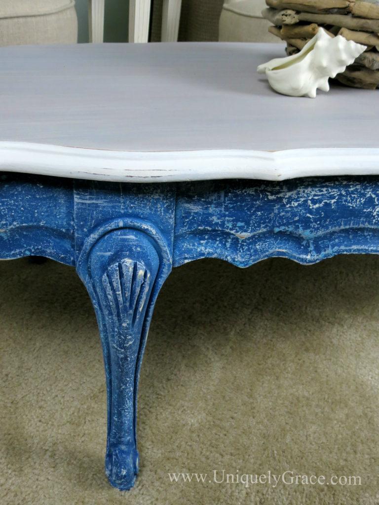 After blue close up leg french provincial coffee table refinishing uniquely grace with logo